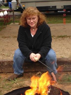 Roasting a weenie
