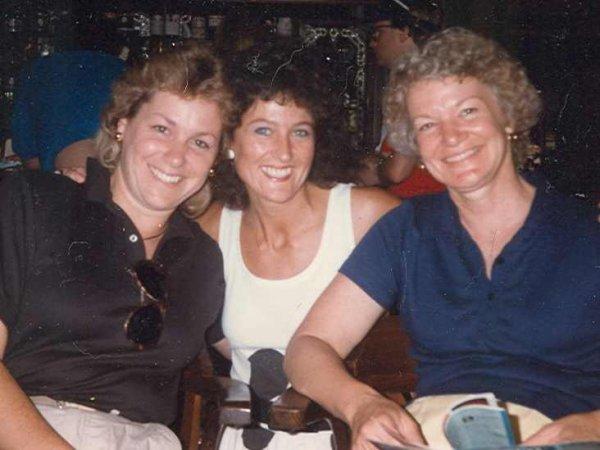 Donna, Ramona, Rosalie
