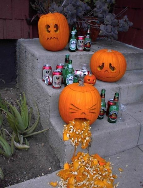 Do you know where your pumpkins are tonight?