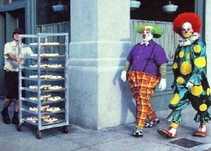 Two Clowns One Food Server.jpg